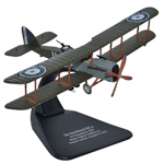 Royal Flying Corps Airco DH4 Bomber - RNAS 212 Squadron