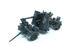 German 88mm Flak 36/37 Anti-Aircraft Gun - Field Grey
