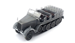 German Sd.Kfz.8 Schwerer Zugkraftwagen 12-Ton Heavy Prime Mover - Field Grey