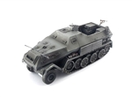 German Sd.Kfz.8 DB10 Gepanzerte (Armored) 12-Ton Prime Mover - Field Grey