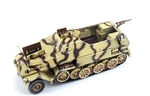 German Sd.Kfz.8 DB10 Gepanzerte (Armored) 12-Ton Prime Mover - Serpentine Camouflage