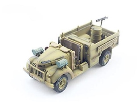 Pma British Chevrolet Wb 30 Cwt 4x2 Long Range Desert Group Patrol