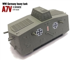 German Sturmpanzerwagen A7V Infantry Support Tank