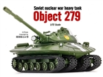 Soviet Object 279 Special Purpose Tank
