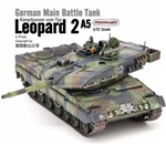 German Kampfpanzer Leopard 2A5 Main Battle Tank - Woodland Camouflage