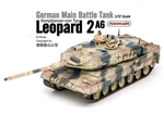 German Kampfpanzer Leopard 2A6 Main Battle Tank - Mixed European Camouflage