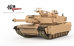 US M1A2 SEP Abrams Main Battle Tank with TUSK II Survivability Kit - Desert Camouflage