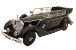 German 1938 770K Grand Mercedes Ceremonial Parade Limousine - No Figures