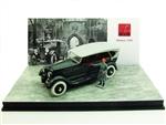 German 1924 Benz 11/40 Sedan with German Chancellor - Grey