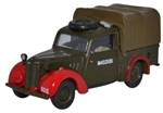 British Army Austin Tilly Bomb Disposal Truck