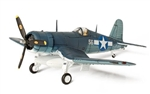 USMC Chance-Vought F4U-1D Corsair Fighter - Sun Setter VMF-114, USS Essex (CV-9), July 1944