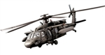 US Army Sikorsky UH-60L Black Hawk Medium Lift Utility Helicopter - Operation Iraqi Freedom, Baghdad, Iraq, 2003