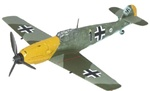 "German Messerschmitt Bf 109E ""Emil"" Fighter - Herbert Ihlefeld, I./Lehrgeschwader 1, Battle of Britain, 1940"