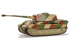 World of Tanks German Sd. Kfz. 182 PzKpfw VI King Tiger Ausf. B Heavy Tank with Henschel Turret [Fit to Box]