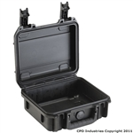 3I-0907-4-E Military Std. Injection Molded Case - Empty Case.