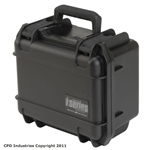 3I-0907-4-L Military Std. Injection Molded Case - Solid Layered Foam.