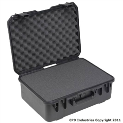 3I-1813-7B-C Military Std. Injection Molded Case - Cubed Foam.