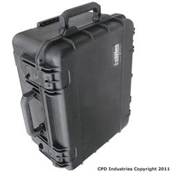 3I-1914-8B-D Military Std. Injection Molded Case - Case with Dividers - Wheels