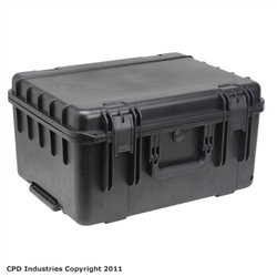 3I-2015-10B-D Military Std. Injection Molded Case - Case with Dividers.