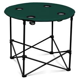Hunter Round Folding Table with Carry Bag