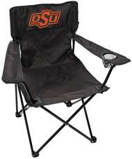 Oklahoma State University Cowboys Gameday Elite Chair with Matching Carry Bag 00563042111