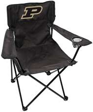 Purdue University Boilermakers Gameday Elite Chair with Matching Carry Bag 00563050111