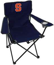 Syracuse University Orange Gameday Elite Chair with Matching Carry Bag 00563055111