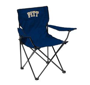 University of Pittsburg Panthers Gameday Elite Chair with Matching Carry Bag 00563095111