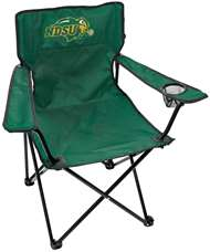 North Dakota State University Bison Gameday Elite Chair with Matching Carry Bag 00563148111