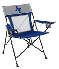 US Air Force Academy Falcons Gamechanger Chair with Matching Carry Bag