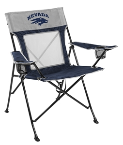 University of Nevada Gamechanger Chair with Matching Carry Bag 00643153111