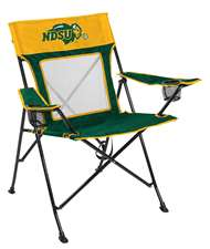North Dakota State University Bison Gamechanger Chair with Matching Carry Bag
