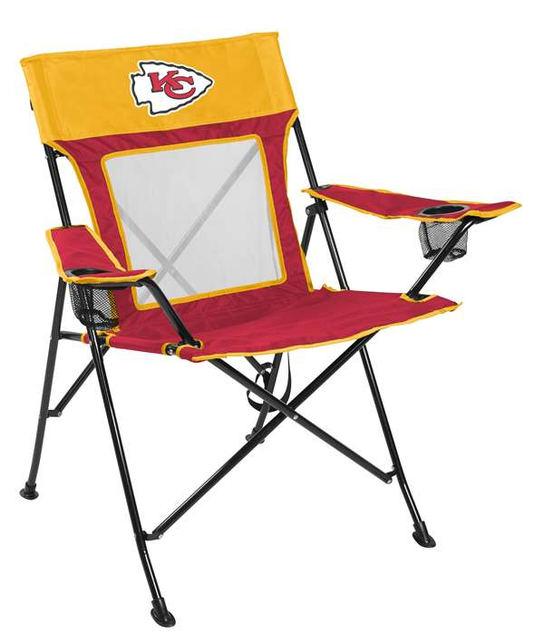 Kansas City Chiefs Game Changer Folding Chair