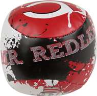 Cincinnati Reds Quick Toss 4 inch Softee Baseball