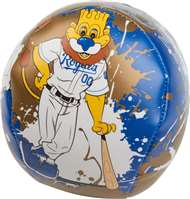 Kansas City Royals Quick Toss 4 inch Softee Baseball