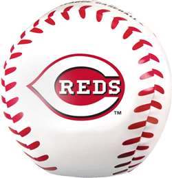 MLB Cincinnati Reds Big Boy Softee Baseball