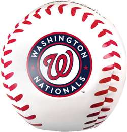 MLB Washington Nationals Big Boy Softee Baseball
