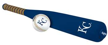 MLB Kansas City Royals Foam Bat & Ball Set