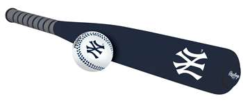 MLB New York Yankees Foam Bat & Ball Set