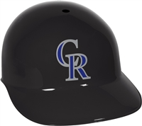 Colorado Rockies Full Size Replica Batting Helmet - Rawlings