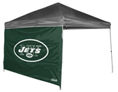 New York Jets 10 X 10 Straight Leg Shelter Wall for Coleman