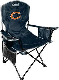 Chicago Bears Cooler Quad Folding Chair