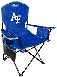US Air Force Academy Falcons Cooler Quad Chair with Matching Carry Bag Detail 2