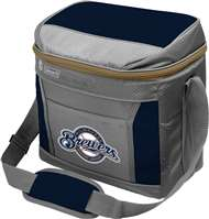Milwaukee Brewers  16 Can Cooler with Ice - Coleman