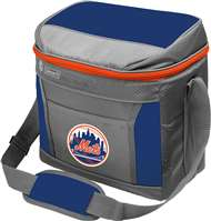 New York Mets  16 Can Cooler with Ice - Coleman