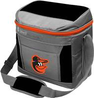 Baltimore Orioles  16 Can Cooler with Ice - Coleman