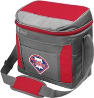 Philadelphia Phillies  16 Can Cooler with Ice - Coleman