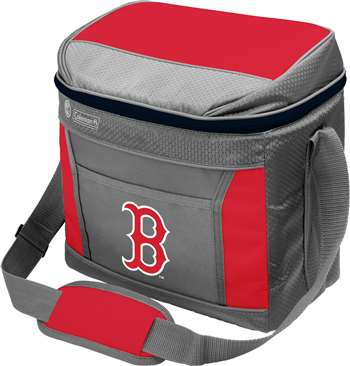 Boston Red Sox 16 Can Cooler