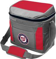 Washington Nationals  16 Can Cooler with Ice - Coleman