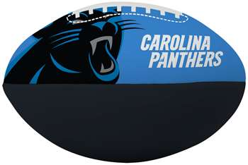 NFL Carolina Panthers Big Boy Softee Football 8 inch Ball